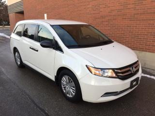 2016 Honda Odyssey LX-YES,...ONLY 35,135KMS!! 1 LOCAL OWNER!
