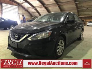 Used 2017 Nissan Sentra 4D Sedan for sale in Calgary, AB