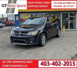 Used 2011 Dodge Journey R/T AWD for sale in Calgary, AB