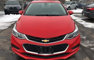 Used 2016 Chevrolet Cruze LS Auto for sale in Stittsville, ON