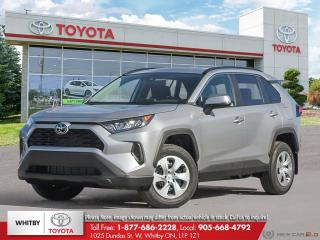 New 2020 Toyota RAV4 LE FWD LE for sale in Whitby, ON