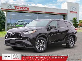 New 2020 Toyota Highlander XLE AWD EB40 for sale in Whitby, ON
