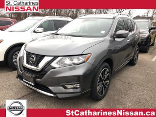 New 2020 Nissan Rogue SL AWD CVT (2) for sale in St. Catharines, ON
