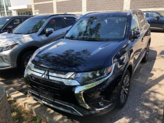 New 2020 Mitsubishi Outlander EX-L S-AWC Heated Front Seats | Heated Steering | for sale in Mississauga, ON
