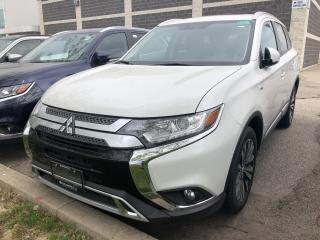 New 2020 Mitsubishi Outlander SEL S-AWC Heated Front Seats | Bluetooth | Backup for sale in Mississauga, ON