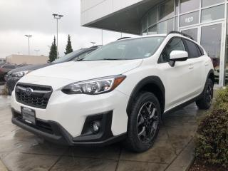 New 2020 Subaru XV Crosstrek Touring for sale in North Vancouver, BC