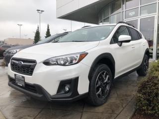 New 2020 Subaru XV Crosstrek Touring for sale in North Vancouver, BC