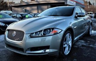 Used 2014 Jaguar XF 4dr Sdn V6 AWD for sale in Richmond Hill, ON