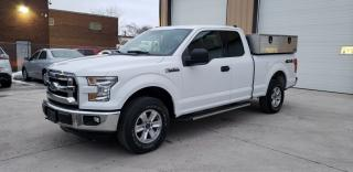 Used 2016 Ford F-150 XLT 4WD V8 5.0 SUPERCAB for sale in North York, ON
