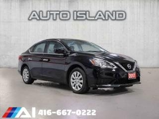 Used 2017 Nissan Sentra 4DR SDN for sale in North York, ON