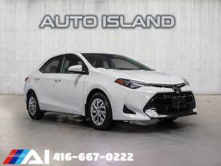 Used 2018 Toyota Corolla LE BACK UP CANERA HEATED SEAT BLUE TOOTH for sale in North York, ON