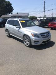 Used 2013 Mercedes-Benz GLK-Class GLK350 4MATIC for sale in Truro, NS
