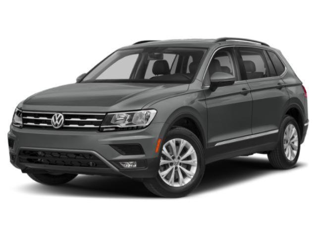 2020 Volkswagen Tiguan Trendline