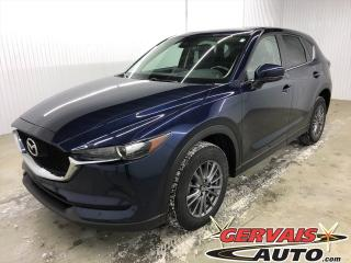 Used 2018 Mazda CX-5 GX AWD MAGS CAMÉRA DE RECUL BLUETOOTH *Bas Kilométrage* for sale in Trois-Rivières, QC