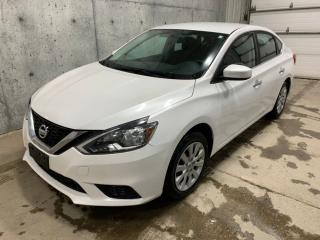 Used 2019 Nissan Sentra SV AUTOMATIQUE APPLE CAR PLAY CAMERA SIEGES CHAUFFANTS ANTI COLLISION for sale in St-Nicolas, QC