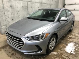 Used 2017 Hyundai Elantra LE AUTOMATIQUE BLUETOOTH SIEGES CHAUFFANTS for sale in St-Nicolas, QC
