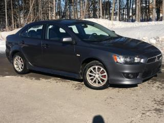 Used 2010 Mitsubishi Lancer SE for sale in Mirabel, QC