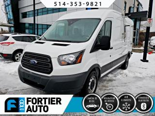 Used 2017 Ford Transit T-250 toit moyen 148 po porte coulissant for sale in Montréal, QC
