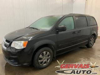 Used 2012 Dodge Grand Caravan Stow N Go 7 Passagers MAGS for sale in Shawinigan, QC