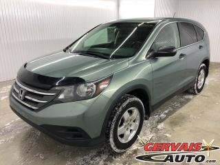 Used 2012 Honda CR-V LX MAGS CAMÉRA DE RECUL SIÈGES CHAUFFANTS for sale in Shawinigan, QC