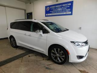 Used 2017 Chrysler Pacifica Limited LEATHER NAVI SUNROOF for sale in Listowel, ON
