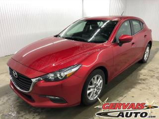 Used 2017 Mazda MAZDA3 GS SPORT GPS MAGS CAMÉRA BLUETOOTH Sièges et volant chauffants for sale in Shawinigan, QC