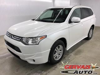 Used 2014 Mitsubishi Outlander ES MAGS SIÈGES CHAUFFANTS BLUETOOTH *Look Unique* for sale in Shawinigan, QC
