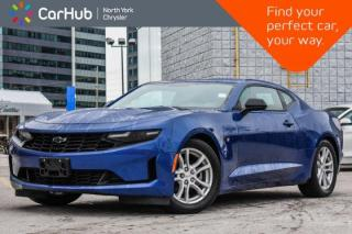 Used 2019 Chevrolet Camaro 1LS|Backup_Cam|Keyless_Go|Bluetooth|Traction_Control| for sale in Thornhill, ON