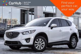 Used 2016 Mazda CX-5 GS Nav Sunroof Backup Camera Bluetooth Heat Seats Blind Spot PushbuttonStart for sale in Thornhill, ON