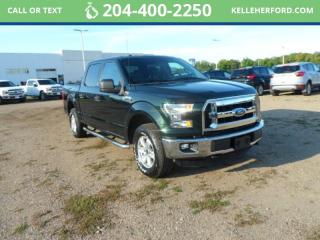 Used 2015 Ford F-150 XLT for sale in Brandon, MB