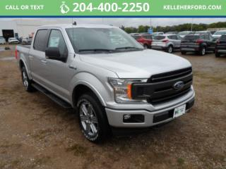New 2019 Ford F-150 XLT for sale in Brandon, MB