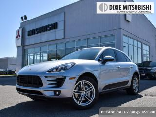 Used 2016 Porsche Macan S for sale in Mississauga, ON