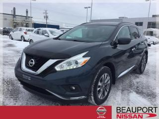 Used 2016 Nissan Murano SV AWD ***BALANCE GARANTIE*** for sale in Beauport, QC
