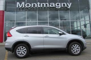 Used 2016 Honda CR-V Traction intégrale 5 portes EX for sale in Montmagny, QC