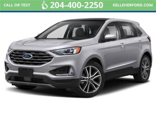 New 2020 Ford Edge SEL for sale in Brandon, MB