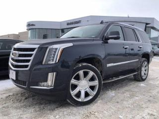 New 2020 Cadillac Escalade LUXURY for sale in Winnipeg, MB