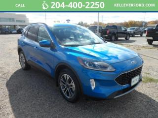 New 2020 Ford Escape SEL for sale in Brandon, MB