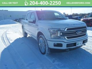 New 2020 Ford F-150 Limited  for sale in Brandon, MB