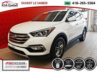 Used 2018 Hyundai Santa Fe Sport AWD* CAMERA* SIEGES CHAUFFANTS* for sale in Québec, QC