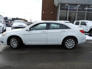 Used 2013 Chrysler 200 LX for sale in Concord, ON