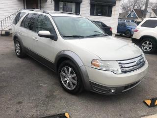 Used 2008 Ford Taurus X 4dr Wgn SEL AWD for sale in Hamilton, ON