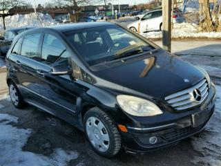 Used 2006 Mercedes-Benz B-Class 4dr HB 2.0L for sale in Waterloo, ON