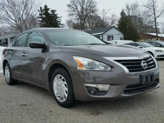 Used 2013 Nissan Altima 4dr Sdn I4 CVT 2.5 for sale in Waterloo, ON