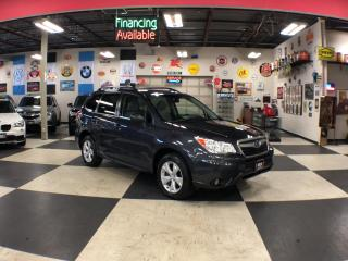 Used 2016 Subaru Forester 2.5i TOURING PKG AUT0 AWD H/SEATS REAR CAMERA 100K for sale in North York, ON