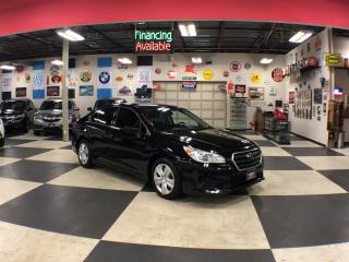 Used 2017 Subaru Legacy 2.5I PZEV AUTO AWD H/SEATS BACKUP CAMERA for sale in North York, ON