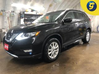 Used 2019 Nissan Rogue SV * AWD * Remote start * Emergency braking system * Cross traffic alert * Lane keep assist * Back up camera * Blind spot assist * Heated front seats for sale in Cambridge, ON