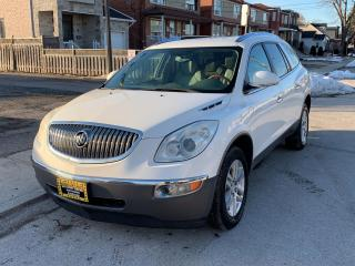 Used 2008 Buick Enclave FWD 4dr CX for sale in Scarborough, ON