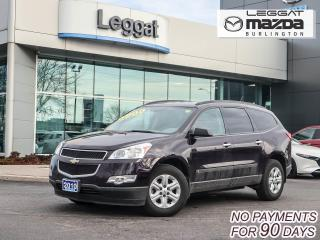 Used 2010 Chevrolet Traverse 1LS for sale in Burlington, ON