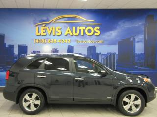 Used 2013 Kia Sorento EX V-6 AWD CUIR TOIT PANORAMIQUE 104800 for sale in Lévis, QC