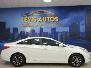 Used 2013 Hyundai Sonata GL AUTOMATIQUE MAGS SIEGE CHAUFFANT BLUE for sale in Lévis, QC